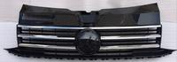 Решетка радиатора хром глянец VW T6