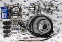 Задние Дисковые тормоза VW Amarok