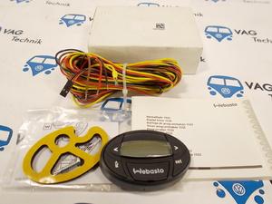 Комплект переоборудования догревателя VW T5 / VW Amarok