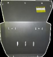 Алюминиевая защита двигателя Motodor VW Amarok