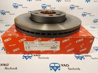 Тормозной диск передний для VW T5