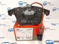 Тормозные колодки передние VW T5 R16 TRW
