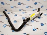 Обводная трубка металлическая ОЖ VW T4 (4цилиндра)