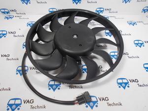 Вентилятор охлаждения радиатора VW T4 D280mm