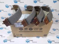 Тормозные колодки задние VW Amarok