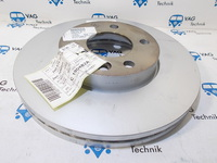 Тормозной диск передний VW T5 (оригинал)