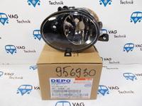 Противотуманная фара правая VW T5GP Depo