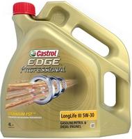 Масло моторное CASTROL EDGE 5W-30 LL