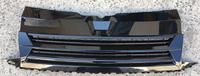 Решетка радиатора без эмблемы глянцевая VW T6